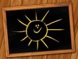 Нарисувано слънце - образование и наука