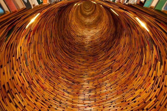 водовъртеж от книги